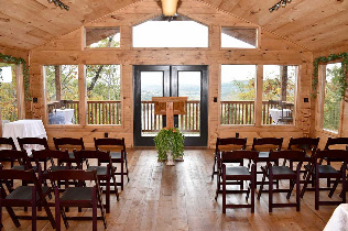 Ozark Mountain Weddings at Can U Canoe