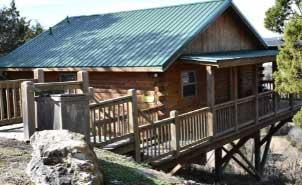 The Bear's Den Cabin at Can U Canoe