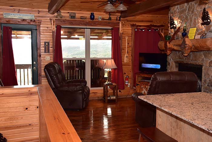 Eureka Springs Cabin - The Paddler
