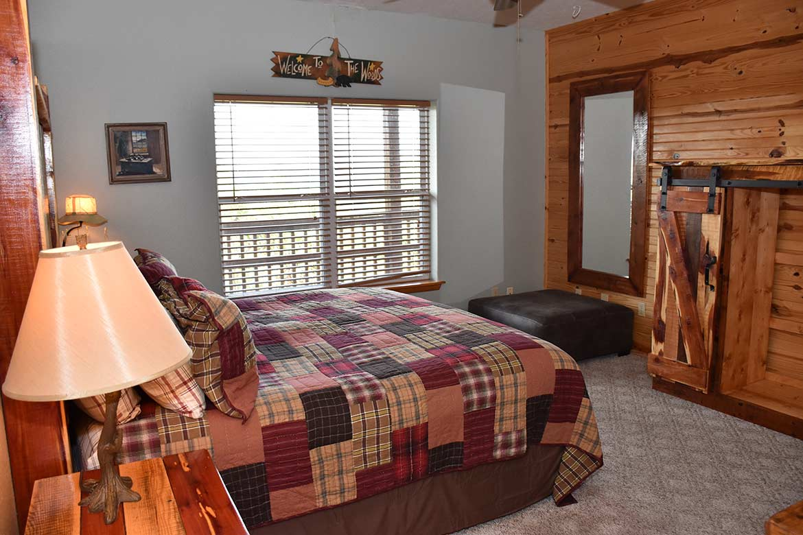 Eureka Springs cabin lodging